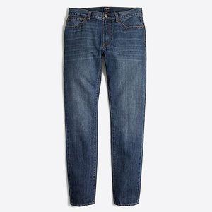 J. Crew Factory The Driggs men's slim-fit jean